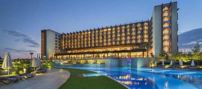 Concorde Luxury Resort - Genel Yorum