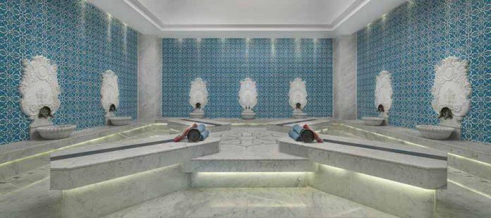 Concorde Luxury Resort - Hamam