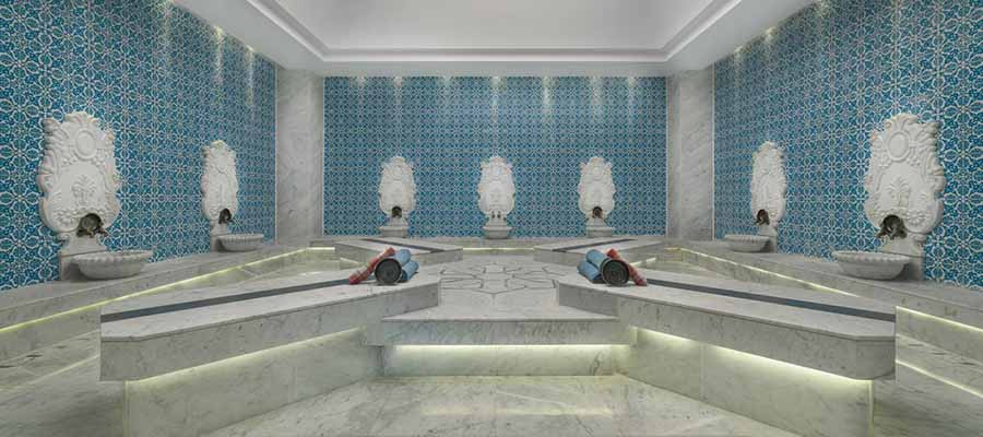 Concorde Luxury Resort - Hamam