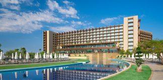 Concorde Luxury Resort - Kapak
