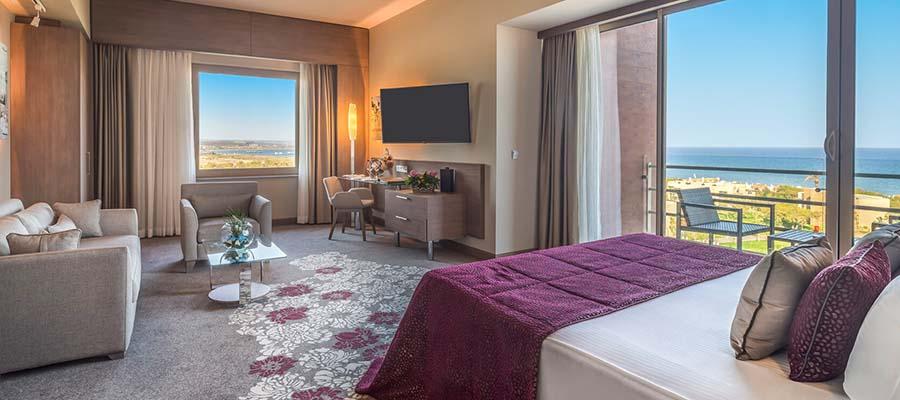 Concorde Luxury Resort - Konaklama
