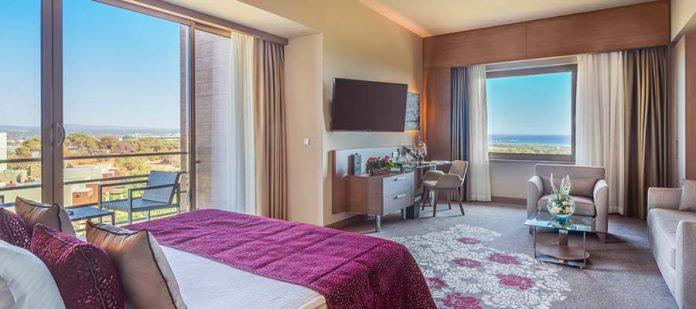 Concorde Luxury Resort - Köşe Suit Odalar