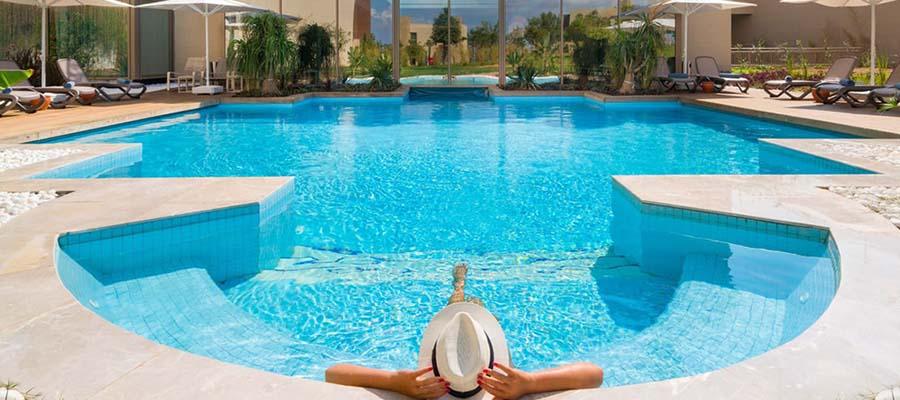 Concorde Luxury Resort - Özel Havuzlar