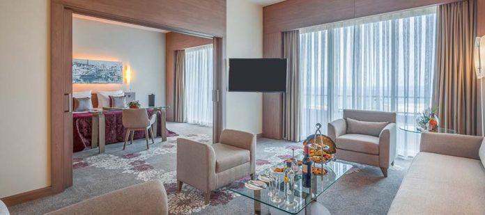 Concorde Luxury Resort - Penthouse Suit Odalar