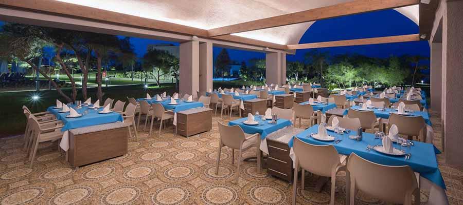 Concorde Luxury Resort - Restoranlar