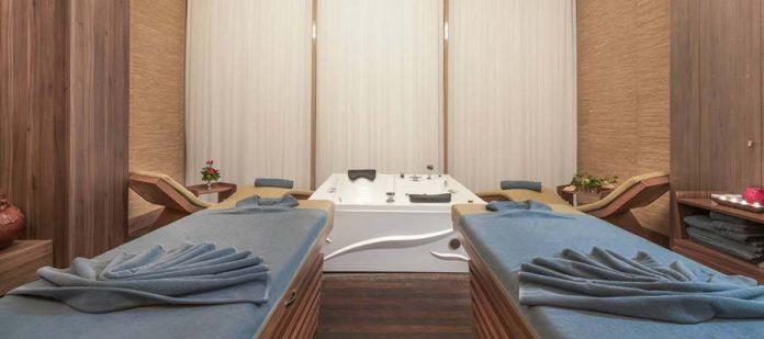 Concorde Luxury Resort - Saray Banyosu