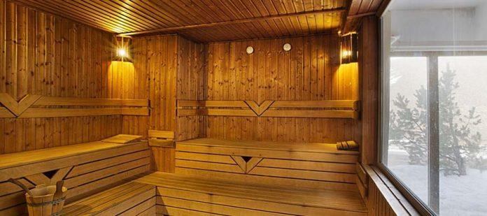 Dedeman Palandöken - Sauna
