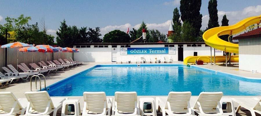 Gözlek Termal Hotel - Havuz