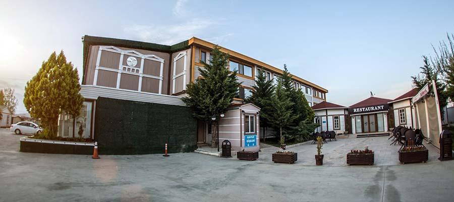 Gözlek Termal Hotel - Manzara