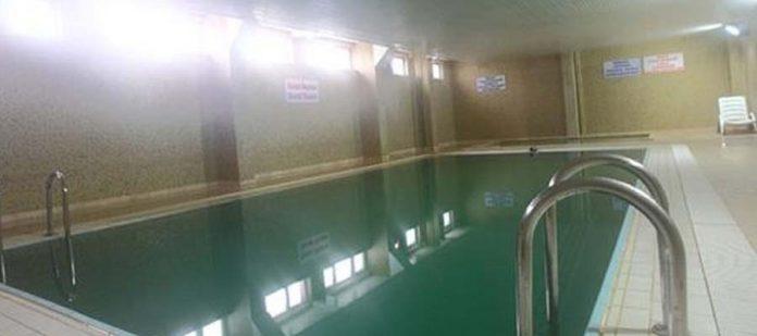 Gözlek Termal Otel - Termal Havuz