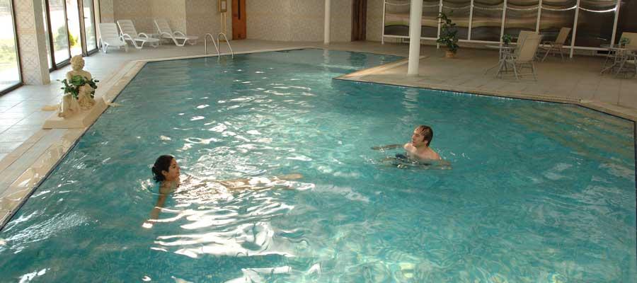 Güre Saruhan Termal Otel - Termal Havuz