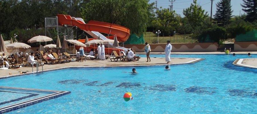 Gürses Termal Hotel - Havuz