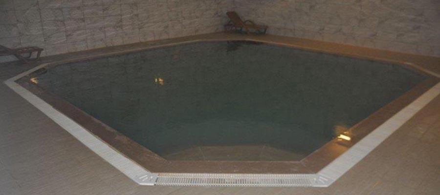 Gürses Termal Hotel - Kapalı Havuz