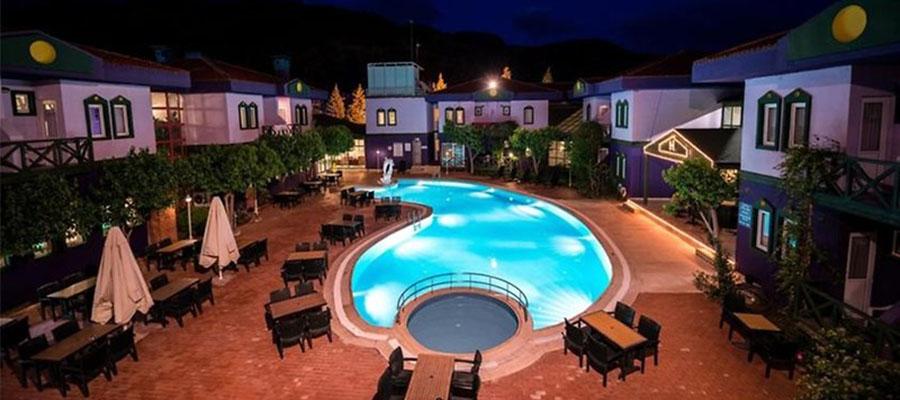 Herakles Thermal Hotel - Yorum