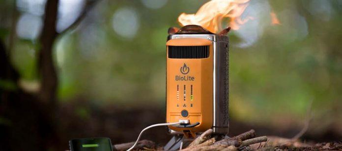 Kamp Tutkunları İçin Teknolojik Araçlar - Bio Lite